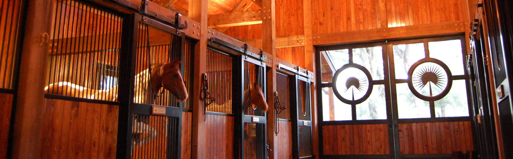 Horse Stalls & Horse Stalls - Barn Doors - Stall Fronts - Equine Equipment