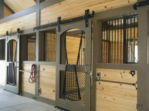 Gallery for Horse stall door plans