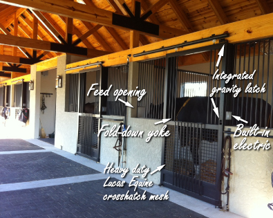 Southern Pines NC Horse Barn Design